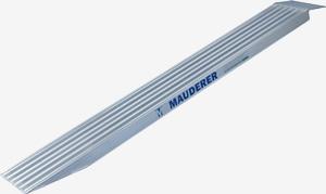 Superleichte Aluminium-Verladeschiene ohne Rand